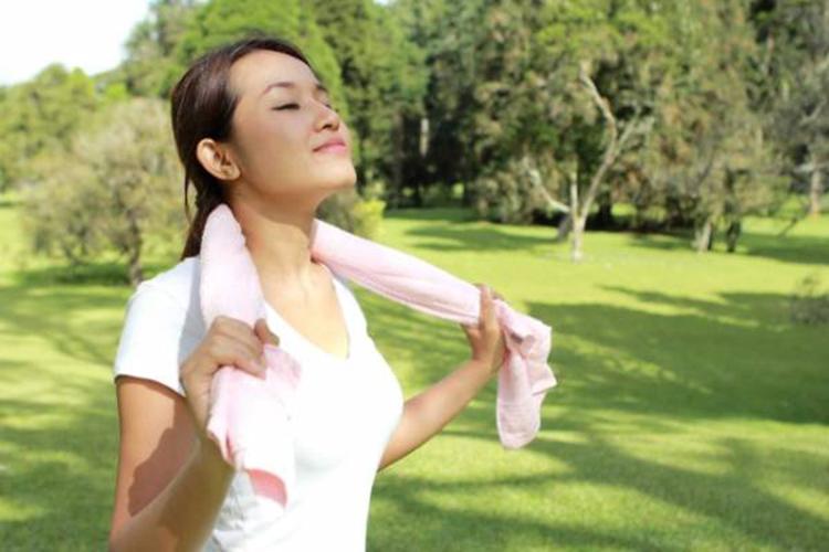 Luyện tập thể dục thể thao hàng ngày rất tốt cho sức khỏe và giải độc