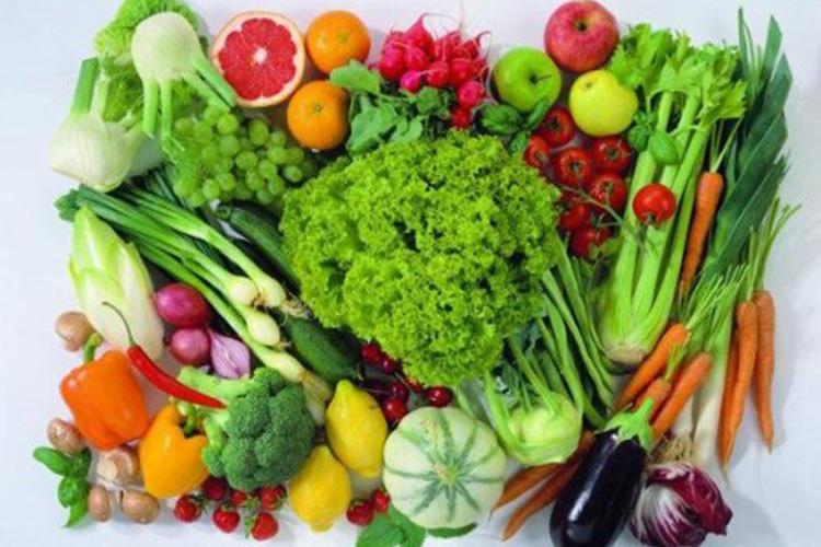 Sử dụng các loại thực phẩm nguồn gốc thiên nhiên để giải độc cơ thể